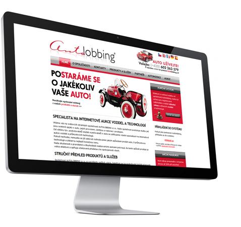 AUTOLOBBING - specialista na internetové aukce a prodej technologíí