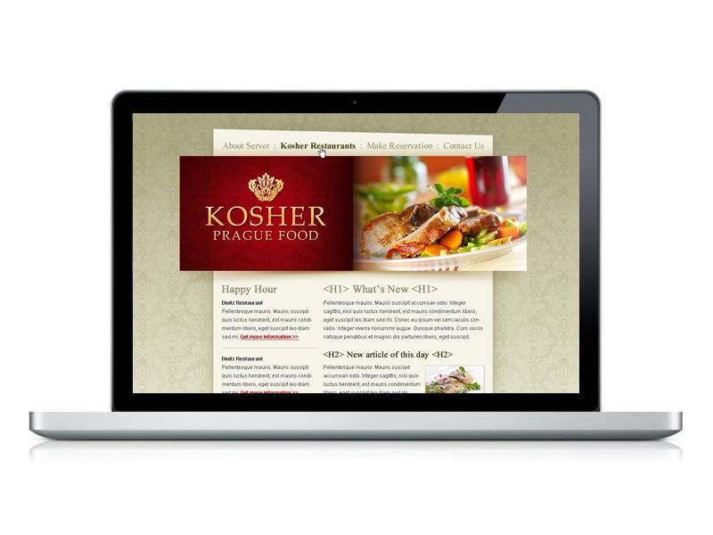 KOSHER Prague Food