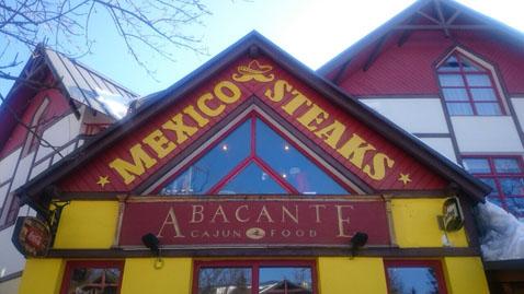 ABACANTE- stylová mexická restaurace v srdci Špindlerova Mlýna